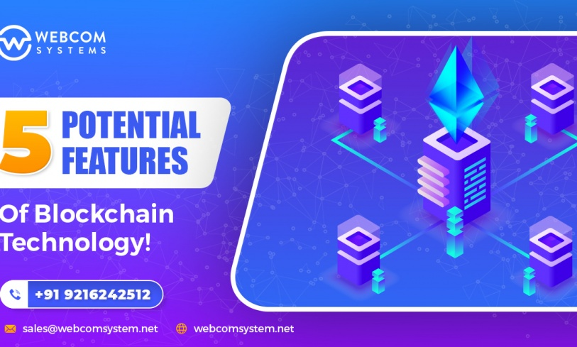 5 Potential Features Of Blockchain Technology!