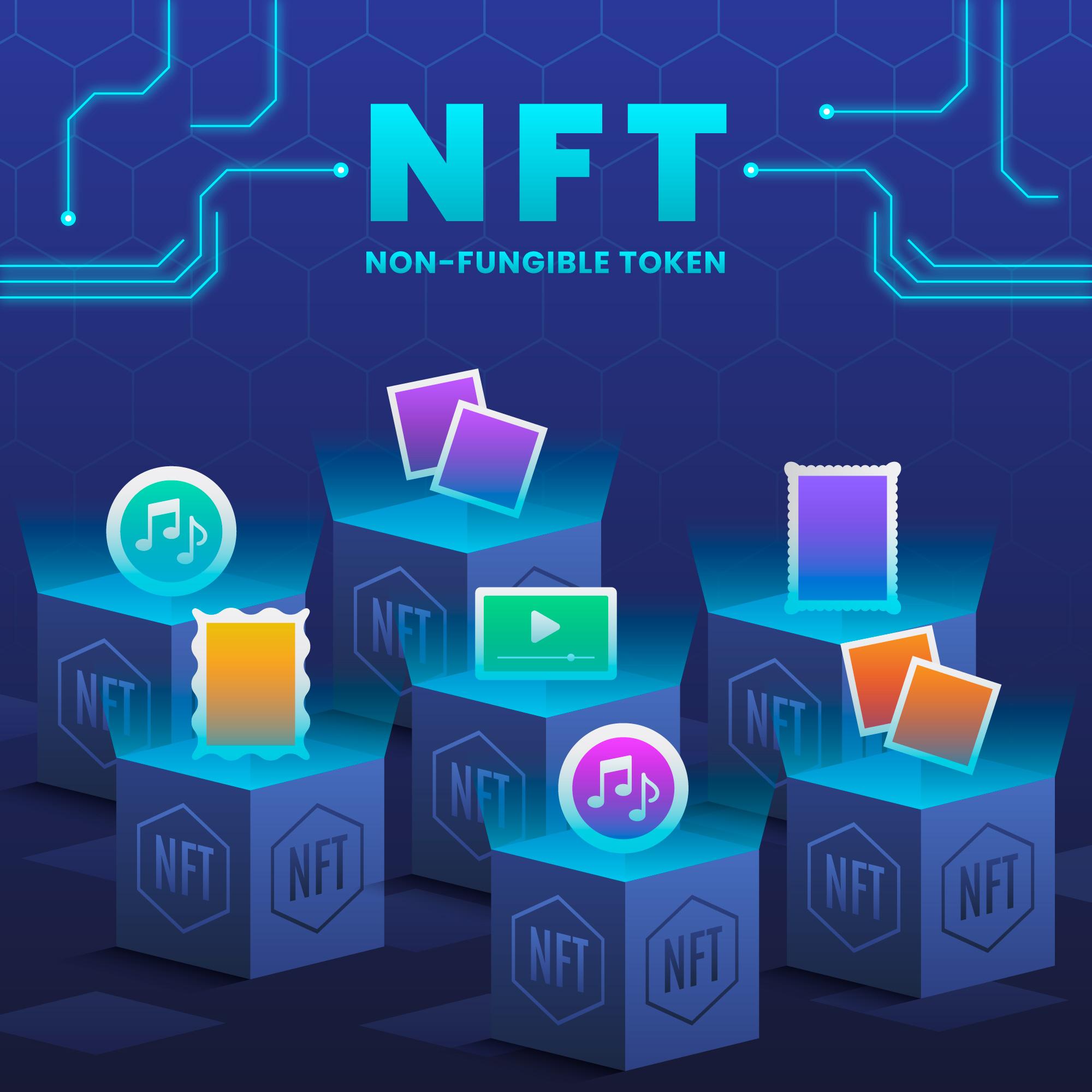 NFT Marketplace Development