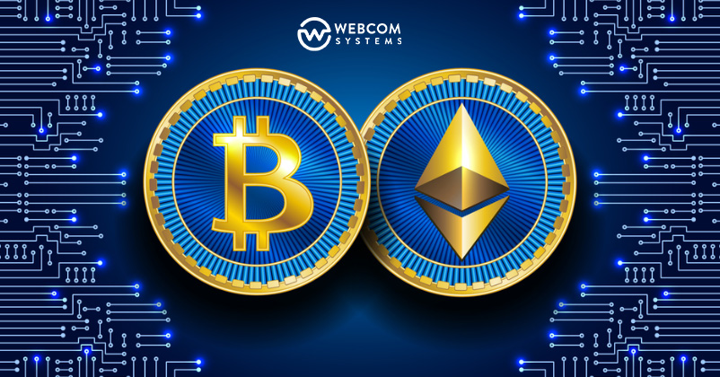 Bitcoin VS Ethereum: Top 5 Difference