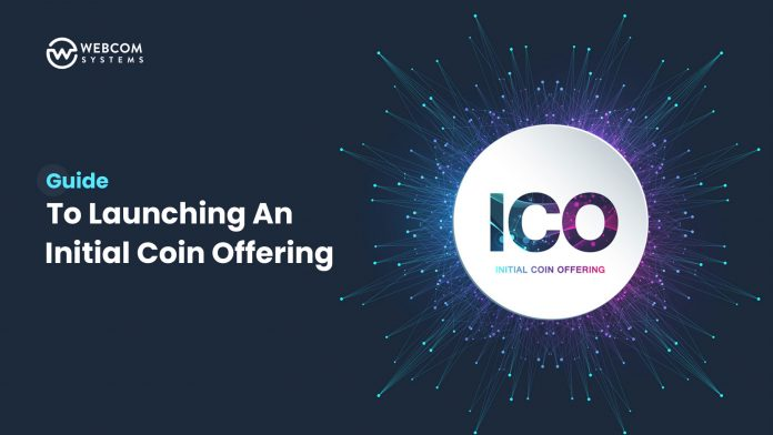 Guide To Creating & Launching An Initial Coin Offering (ICO)