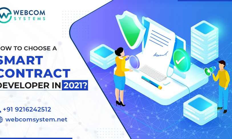 How to Choose a Smart Contract Developer in 2021?