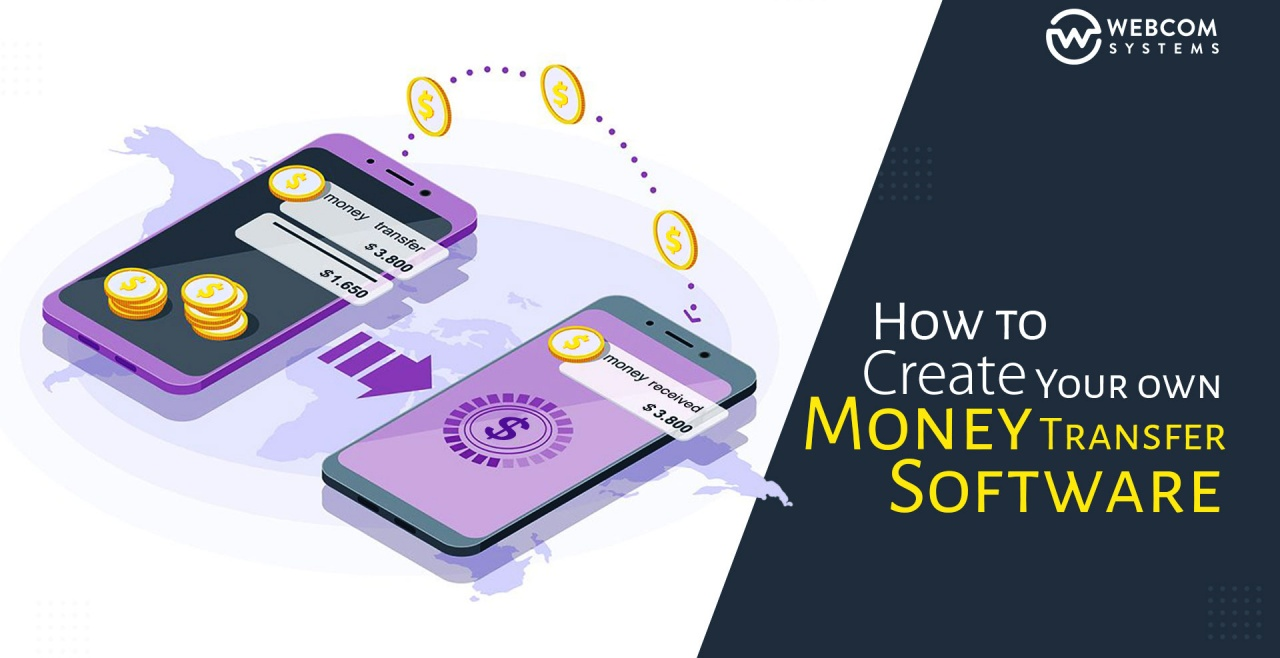 How to Create Your Own Money Transfer Software?