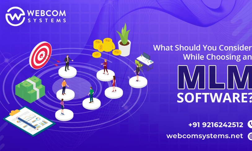What Should You Consider While Choosing an MLM Software?