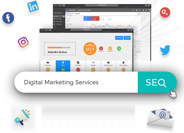 digital marketing service company